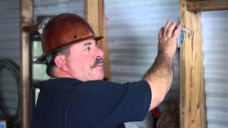 How To Add An Electrical Box For Bathroom Lights : Electrical Installations & Repairs