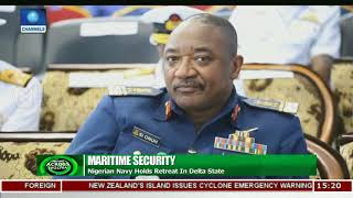 Nigerian Navy To Take Delivery Of Operational Platforms To Boost Maritime Security