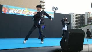 2016.3.20(日) 新長田 鉄人広場ダンスフェス 神戸を中心に活動している...