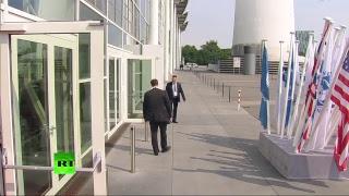 Лидеры стран-участниц приезжают на саммит G20 в Гамбурге