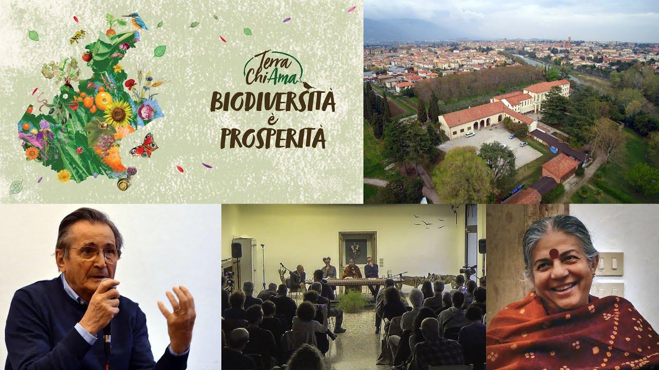 Silvia Baccichetto - genitori scuola infanzia  - Conferenza stampa Biodiversità è Prosperità