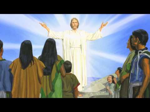Capítulo 43: Jesucristo se aparece a los nefitas