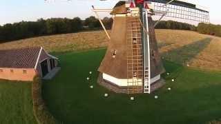 """Windmill """"de Zwaluw"""" Oudemolen"""