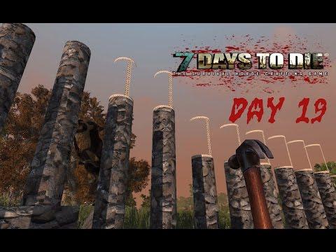 7 Days to Die - Alpha 15: Day 19