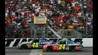 Greatest NASCAR Battles #2