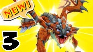 Monster Hunter Stories PART 3 - Extremely Rare Egg! | Monster Hunter Stories Gameplay / Let