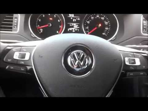 2015 VW Jetta interior review