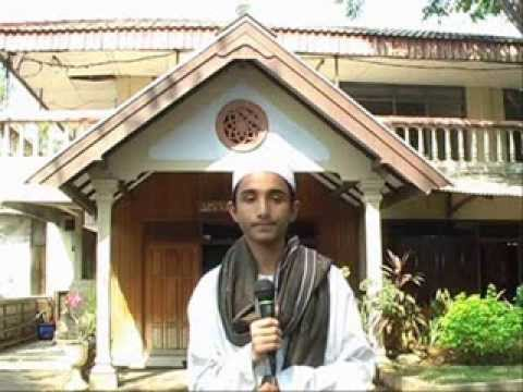 Habib Hanif alattas mantu Habib Rizieq Syihab,Kenangan Maktab Pon Pes Darullughah Wadda'wah (Dalwa)
