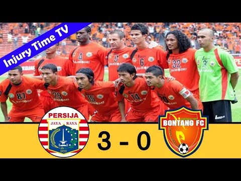 Persija Jakarta 3-0 Bontang FC | ISL 2009/2010 | All Goals & Highlights