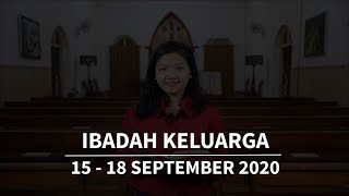 Ibadah Keluarga 15 - 18 September 2020 - GKJW Jemaat Ngunut