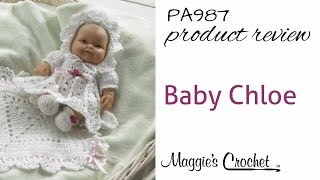 Baby Chloe Crochet Pattern Product Review Pa987
