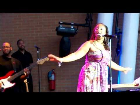 Lalah Hathaway Chicago ~Forever For Always~ Country Club Hills