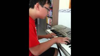 All about that bass - Meghan Trainor - Cover [Clip học viên] - pianolovers.vn