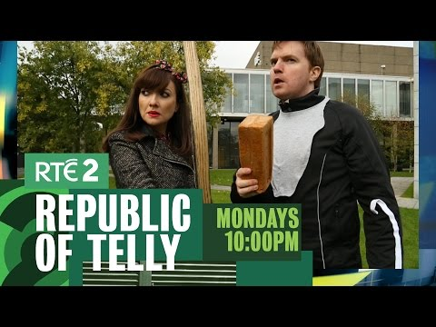 The Hunger Games | Republic of Telly | Mondays 10pm RTÉ 2