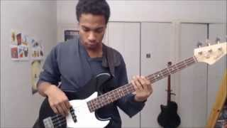 Can't Live Without Your Love - Janelle Monáe [Bass Cover]