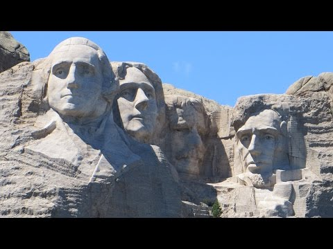 Mount Rushmore - Up Close