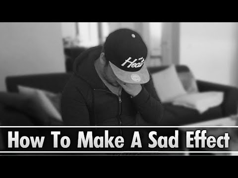 Vegas Pro 15: How To Create A Sad Effect - Tutorial #226