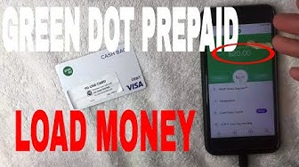 ✅  How To Reload Green Dot Prepaid Debit Card 🔴