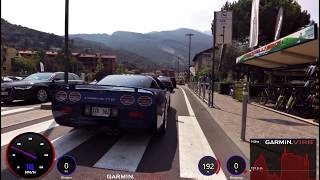 Garmin 60 Minute Cycle Training Workout Italy Full HD
