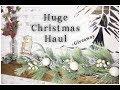 CHRISTMAS HAUL 2017 | HOME DECOR HAUL | HOBBY LOBBY, JOANNS, WALMART | Momma from scratch