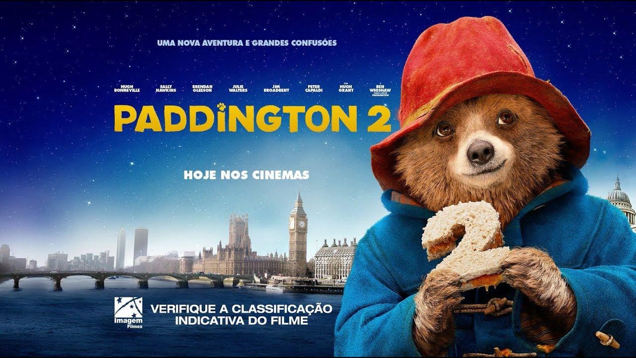 Paddington 2 Hoje Nos Cinemas Youtube
