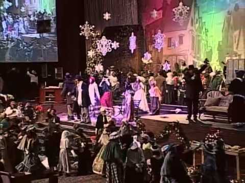 Joy To The World Scrooge The Musical