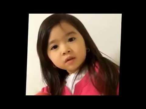 Breanna Youn Cute Little Filipino Girl Vine Says Goodnight Youtube