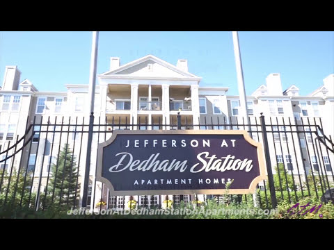 Jefferson At Dedham Station | Dedham MA Apartments | Greystar Apartments