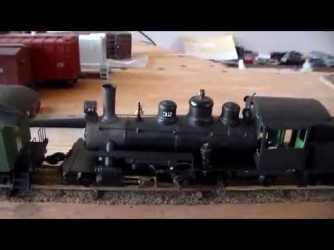 SierraRailway's How-To's: Scratch-building a steam locomotive boiler