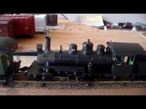 SierraRailway's How-To's: Scratch-building a steam locomotive boiler
