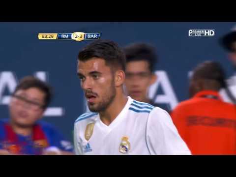 Dani Ceballos Vs Barcelona HD 1080i 29072017   English Commentary   YouTube