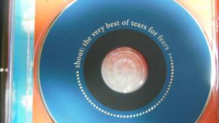 TEARS FOR FEARS ☆①② ☆①Sowing the Seeds of Love ②Goodnight Song ☆JAP...