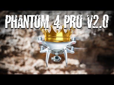 DJI Phantom 4 Pro v2.0 - Still the King Of Drones in 2020?