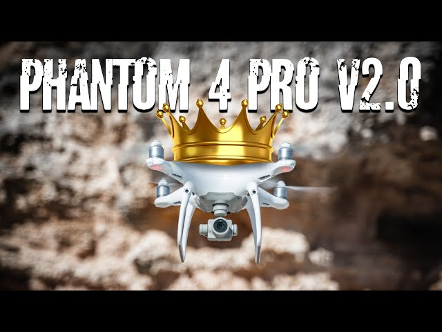 DJI Phantom 4 Pro v2.0 - Still the King Of Drones in 2020?