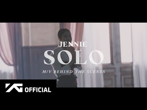 JENNIE - 'SOLO' M/V MAKING FILM