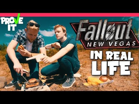 Fallout: New Vegas IN REAL LIFE! - Live Action Finale