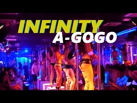 Docu Vlog Pattaya A Look Inside An A Gogo In Walking Street Infinity Agogo