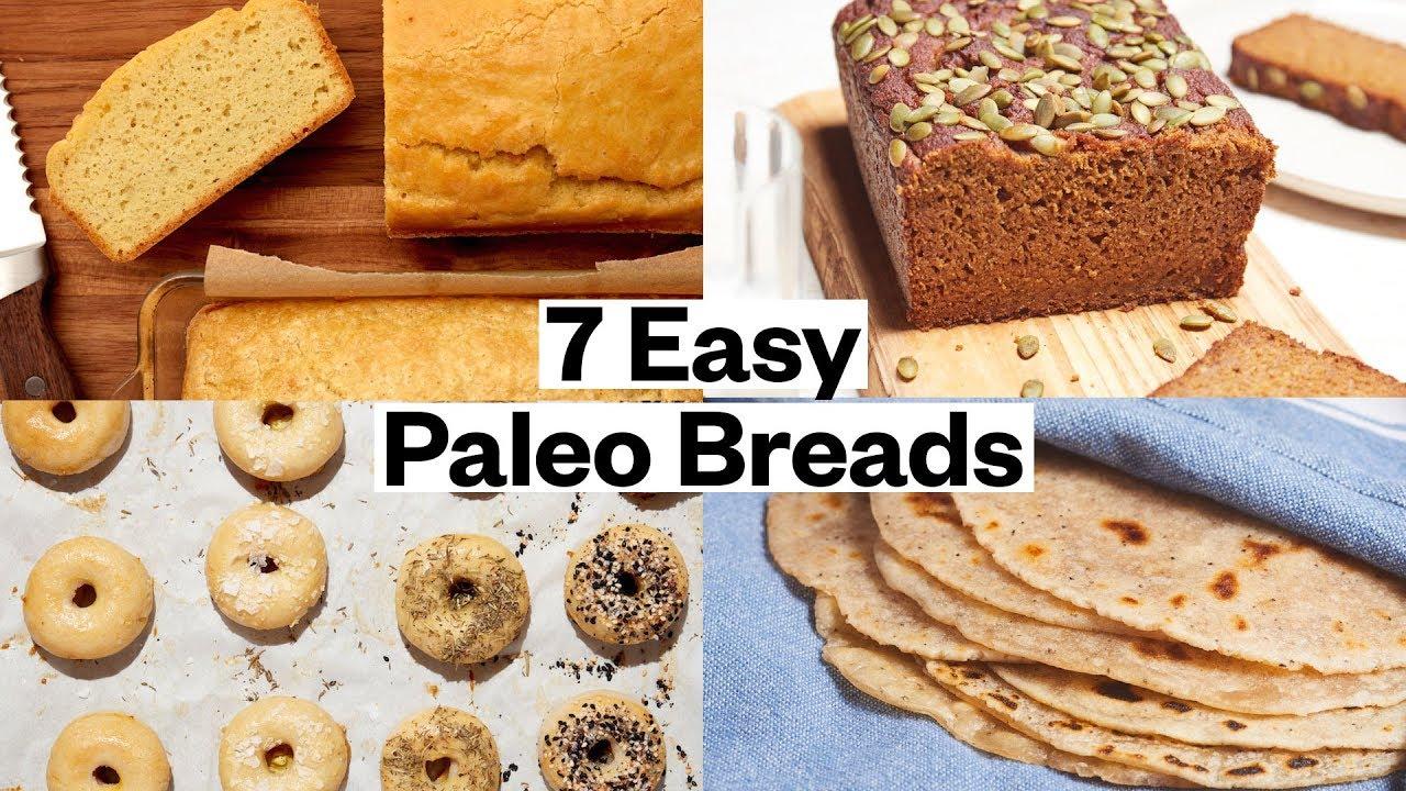 7 Easy Paleo Bread Recipes Thrive Market