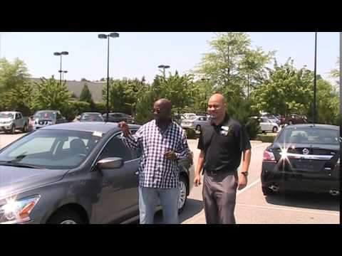 Great B.Vick  Crossroads Nissan Of Wake Forest