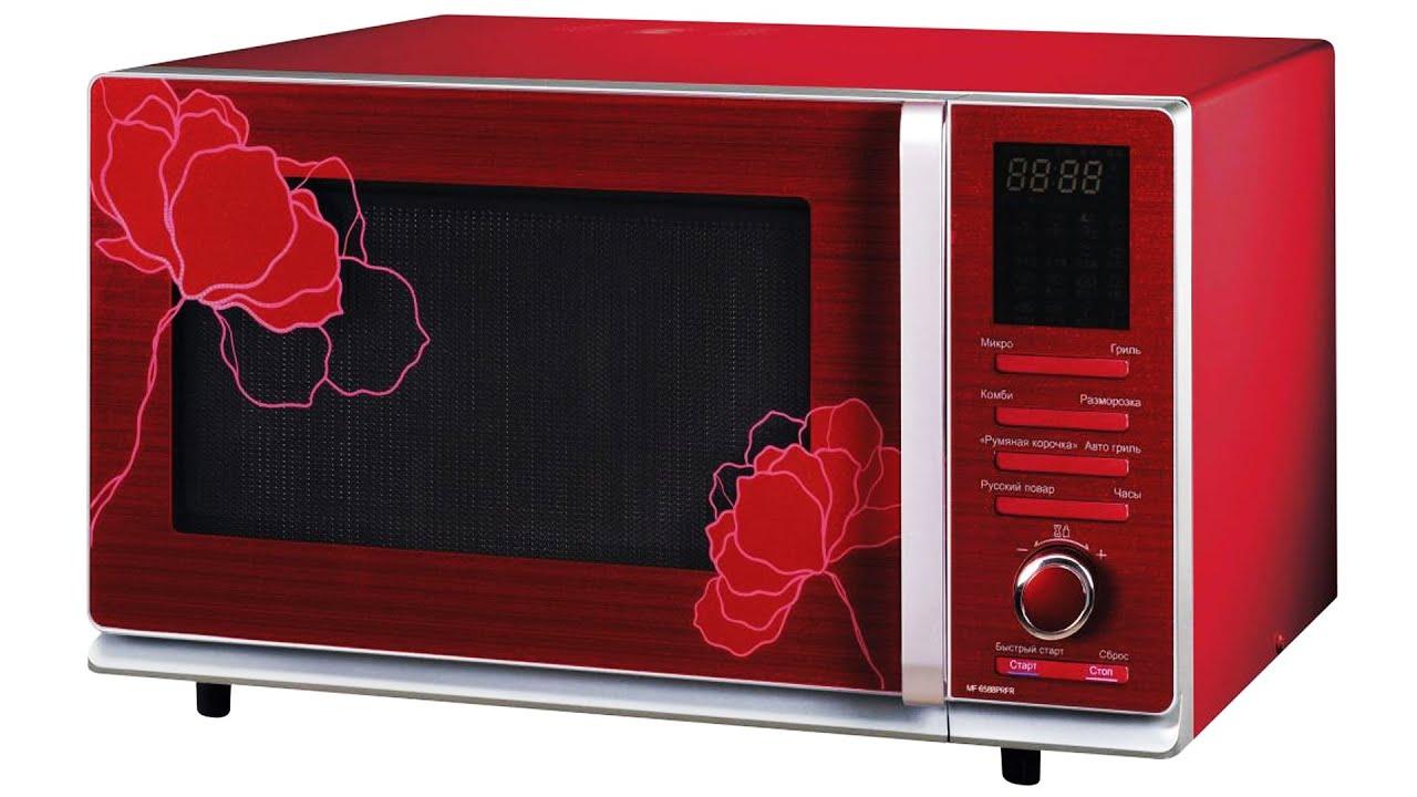 Как выбрать микроволновую печь? - YouTube