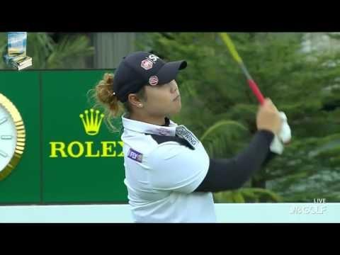 Ariya Jutanugarn Best Golf Shots 2017 HSBC Womens Champions LPGA Tournament