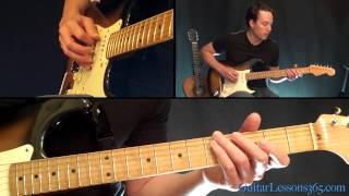 Kashmir Guitar Lesson - Led Zeppelin - Famous Riffs