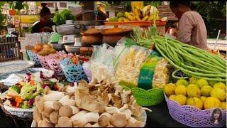 Lao Street Food, Food Compilation, Various Street foods In Lao