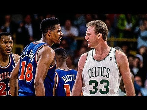 Cleveland Cavaliers vs Boston Celtics Full Game Highlights   Game 4   1992  NBA Playoffs cd127fe4a