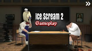 Ice Scream 2 - Complete Gameplay