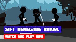 Sift Renegade Brawl · Game · Gameplay