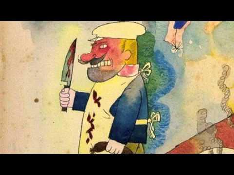 George Grosz, le trait en guerre