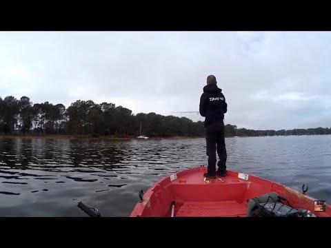 Emission: Pêche des carnassiers aux gros leurres.