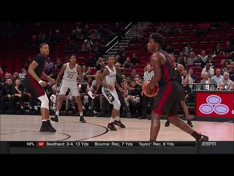 Arkansas vs. UConn 11/26/2017