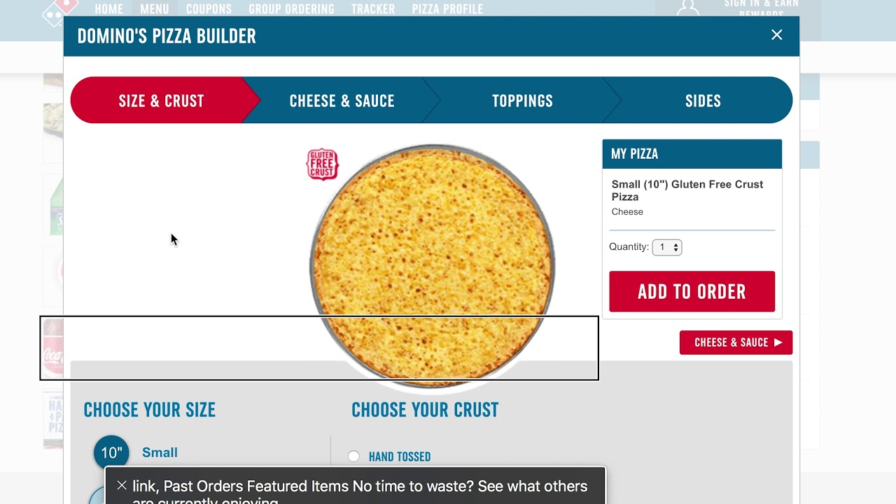 Hey Domino's, you're not delivering - UX Collective